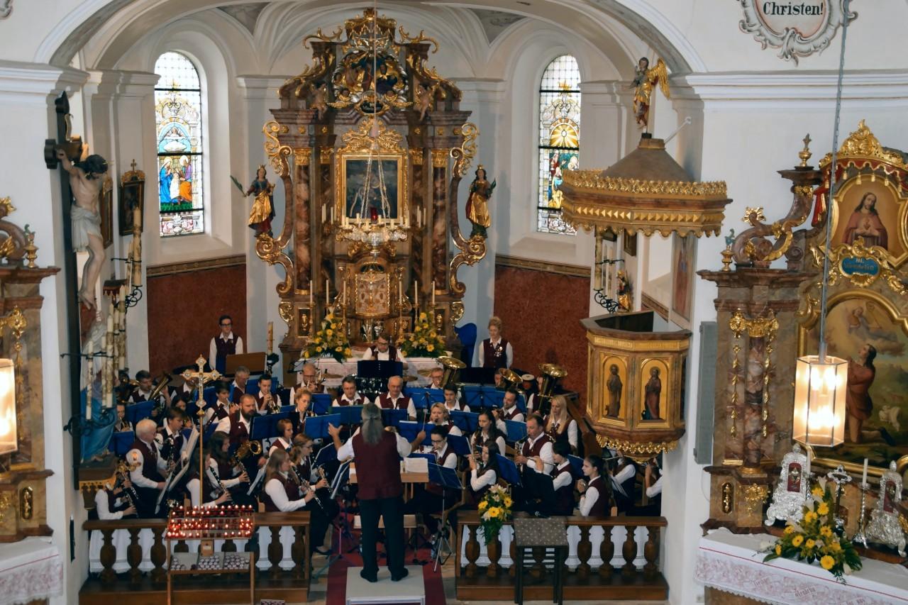 Kirchenkonzert auf dem Mausberg 2019
