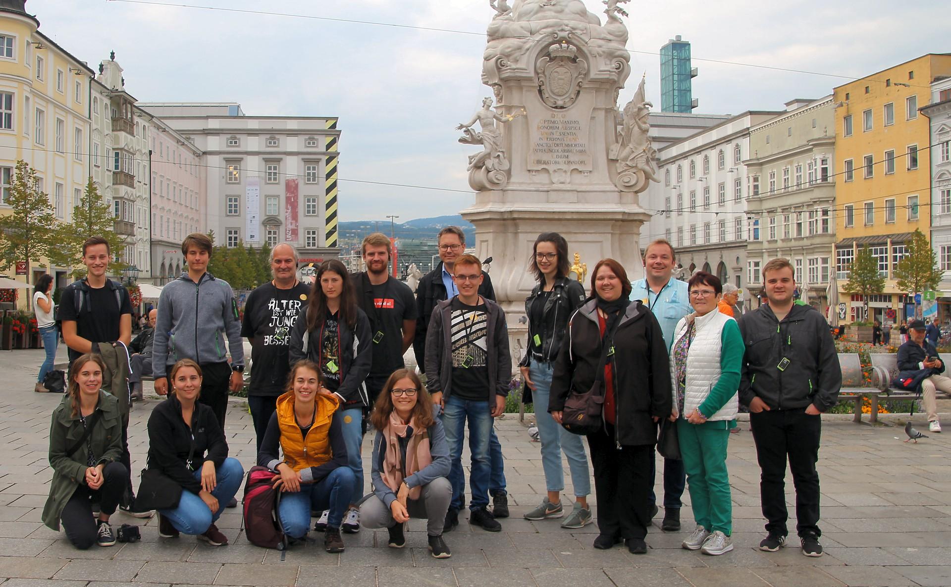 2021 Linz-Fahrt
