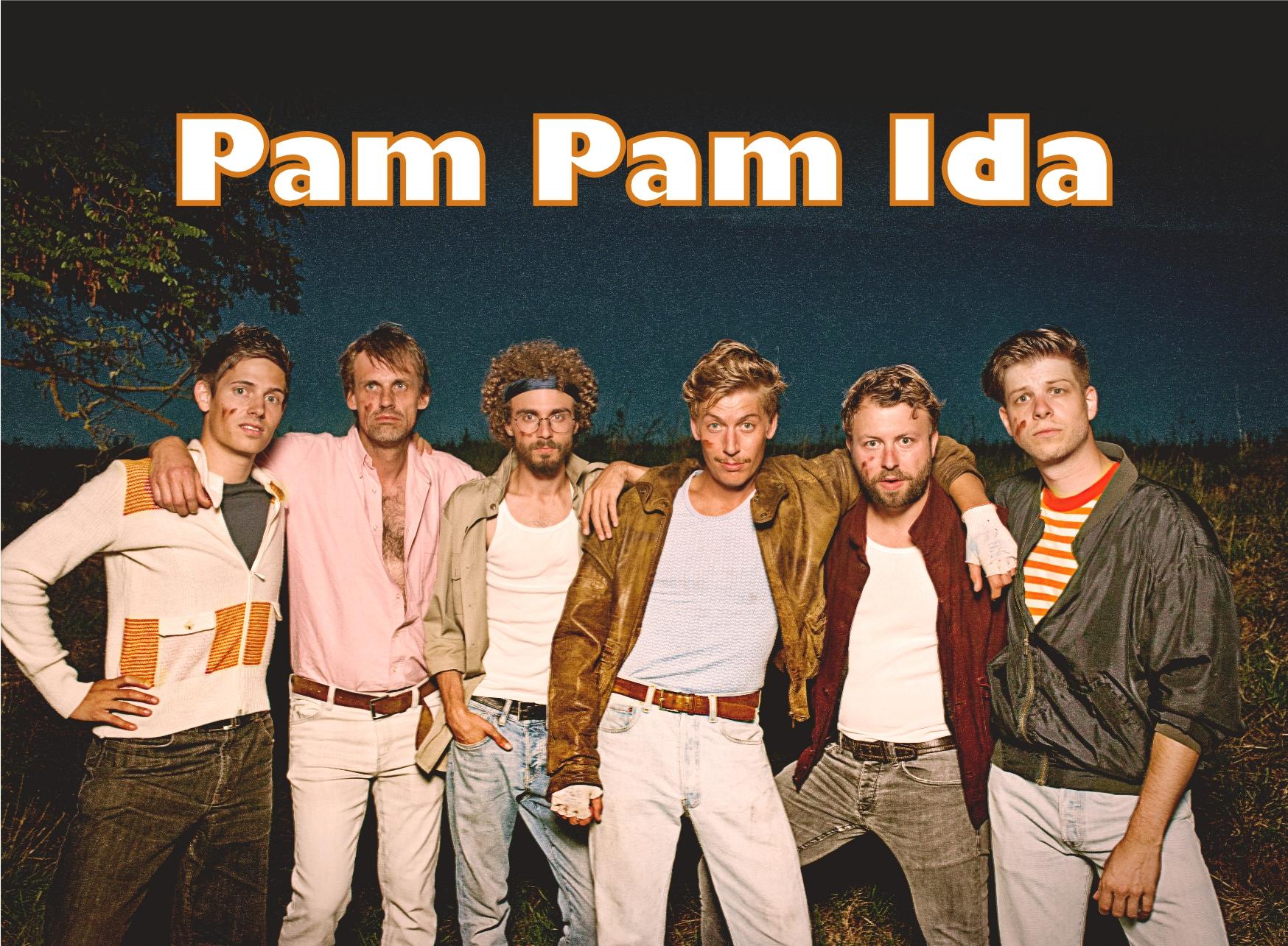 03. Juli 2021 – Konzert mit Pam Pam Ida
