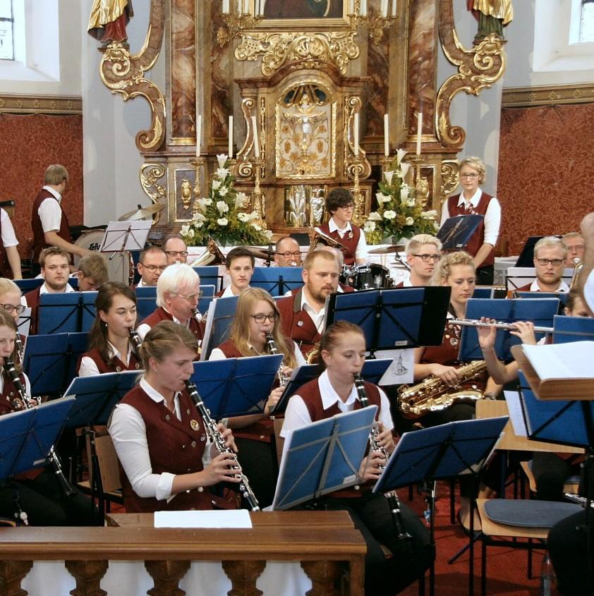 Kirchenkonzert Mausberg 2016