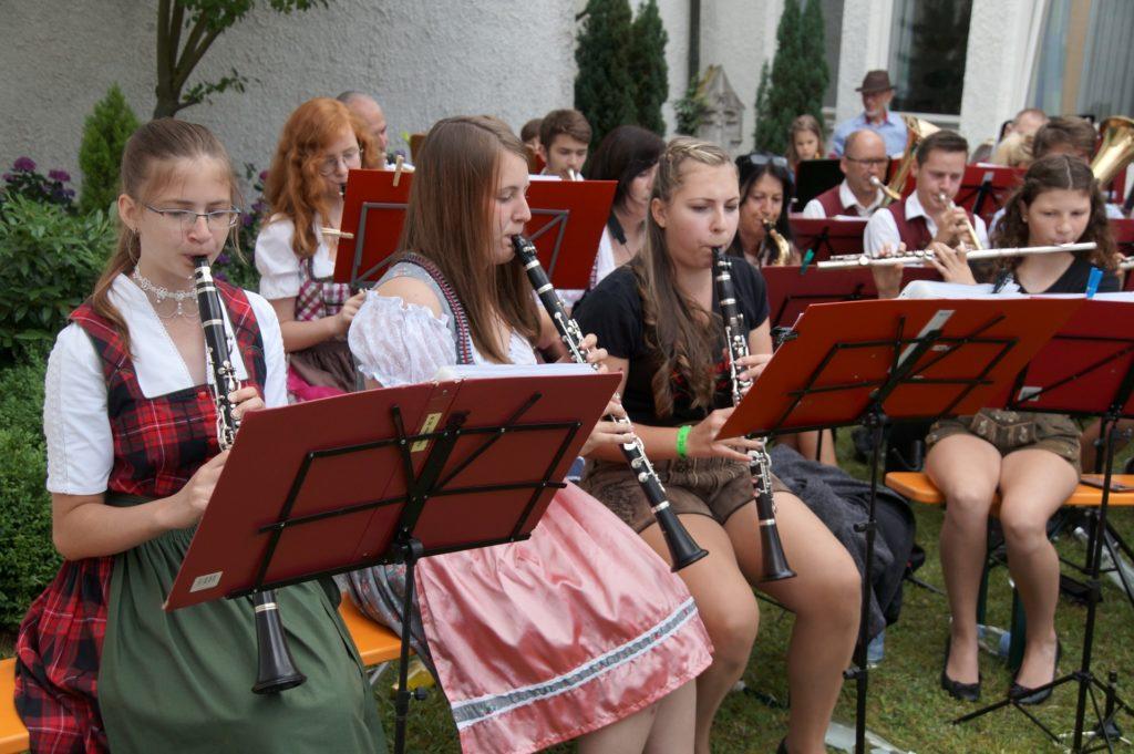 Weißwurstkonzert mit dem Nachwuchsorchester