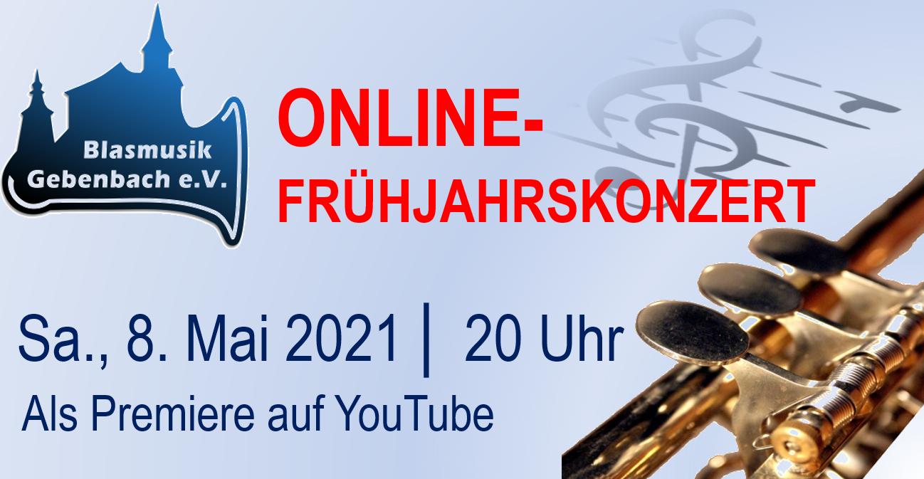 Online-Frühjahrskonzert