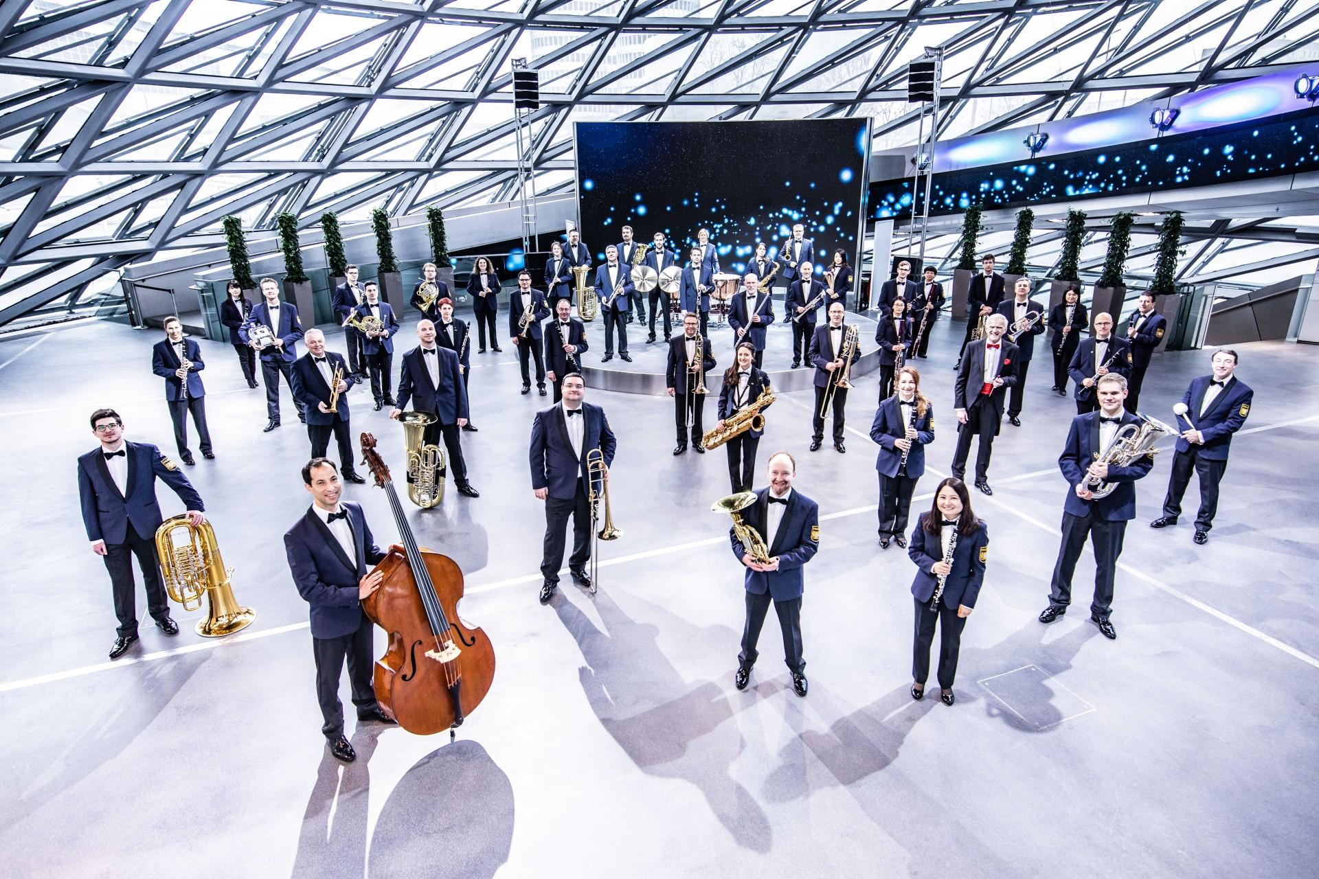 — Verschoben auf 2021– (04. Oktober 2020) – Kirchenkonzert mit dem Polizeiorchester Bayern
